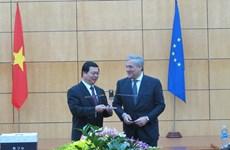 Nâng tầm hợp tác thương mại, đầu tư Việt Nam-EU