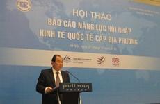 TP. Hồ Chí Minh dẫn đầu về hội nhập kinh tế quốc tế