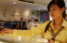 Đầu tuần, vàng SJC giảm nhẹ 20.000 đồng mỗi lượng