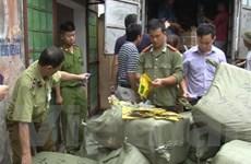 Hà Nội phát hiện gần 8 tấn mì chính, bột nêm có dấu hiệu làm giả