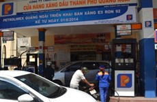 Trước 1/10, Petrolimex sẽ phân phối xăng E5-RON 92 tại Quảng Nam