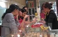 Tăng nhẹ, vàng SJC vẫn cao hơn giá thế giới 4,5 triệu đồng mỗi lượng