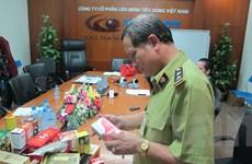 Đồng loạt kiểm tra hoạt động kinh doanh đa cấp của VietNet tại Hà Nội