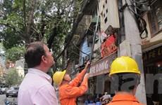 Giá điện mới có hiệu lực, EVN Hà Nội chốt chỉ số côngtơ