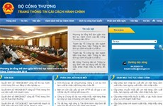 Ngành điện dẫn đầu Bộ Công Thương về đơn giản thủ tục hành chính