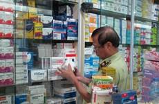 Đồng loạt kiểm tra trung tâm phân phối tân dược lớn nhất miền Bắc