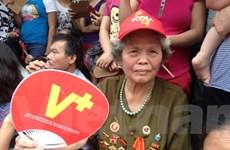 Ký ức không quên về Tết Độc lập của nữ chiến sỹ du kích Hoàng Ngân