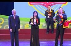Nước chanh leo Pushmax lọt vào Top 10 sản phẩm tốt nhất Việt Nam