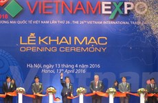 Vietnam Expo 2016: Cầu nối thúc đẩy đầu tư giữa các doanh nghiệp