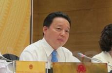 [Video] Bộ trưởng Trần Hồng Hà nói về kiểm soát chất thải của Formosa