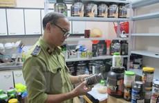 Hà Nội tạm giữ số lượng lớn thực phẩm chức năng nghi nhập lậu