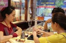 Sau thông điệp của Ngân hàng nhà nước, giá vàng SJC giảm tăng