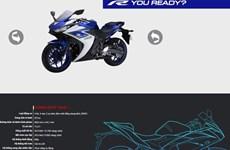 Yamaha thu hồi hơn 800 xe môtô để sửa lỗi rò rỉ bình xăng và khóa điện