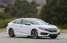 Honda Việt Nam thu hồi 300 xe Civic nhập khẩu để sửa lỗi túi khí