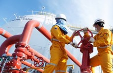 Doanh thu của Tập đoàn Dầu khí vượt 160.000 tỷ đồng sau 4 tháng