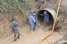 """Vụ vỡ đường ống Sông Đà: """"Loại bỏ các cá nhân hạ cánh an toàn"""""""