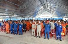 DMC phát động an toàn gói thầu bảo dưỡng nhà máy lọc dầu Dung Quất