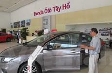 Giảm thuế tiêu thụ đặc biệt, lối thoát cho công nghiệp ôtô Việt Nam?