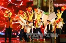 """Xúc động chương trình nghệ thuật """"Hồn thiêng sông núi"""" tại Hà Nội"""