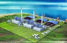 PVN thông tin về hệ thống khử lưu huỳnh dự án nhiệt điện Sông Hậu 1