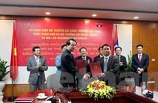 Thúc đẩy hợp tác về năng lượng và khai khoáng giữa Việt Nam-Lào
