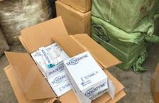 Hà Nội thu giữ số lượng lớn kem đánh răng Sensodyne nghi nhập lậu