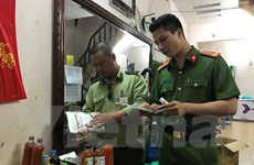 Hà Nội thu giữ lượng lớn sản phẩm Đông dược không rõ nguồn gốc
