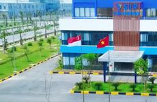 VSIP Hải Dương khánh thành tòa nhà văn phòng và công bố ISO-OHSAS