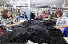 Xuất khẩu mặt hàng dệt và may mặc tăng 15,7% trong 4 tháng đầu năm