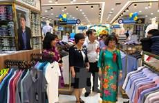Tập đoàn Dệt may chính thức ra mắt trung tâm thời trang tại Hà Nội
