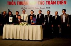 PVN và Tập đoàn Xăng dầu Việt Nam ký thỏa thuận hợp tác toàn diện