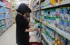 Chi hơn 660 triệu USD để nhập khẩu sữa và các sản phẩm từ sữa