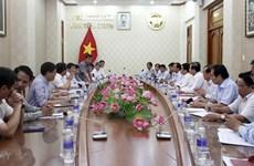 PVN làm việc với tỉnh Tiền Giang về việc chuyển giao dự án Soài Rạp