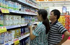 Nhập khẩu các sản phẩm từ sữa của Việt Nam tăng 3,8% trong 9 tháng