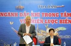 Ngành Dầu khí Việt Nam trong tầm nhìn mới về chiến lược biển