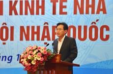 Hoàn thiện thể chế nhằm phát triển tập đoàn kinh tế nhà nước
