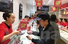 Vắng bóng nhà đầu tư 'gom' vàng số lượng lớn trong ngày vía Thần Tài