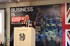 Đại sứ Gareth Ward: Việt Nam có nhiều cơ hội cho doanh nghiệp Anh