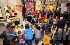 Đảo chiều, giá vàng Rồng Thăng Long giảm 100.000 đồng mỗi lượng
