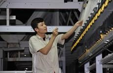 Xơ sợi Đình Vũ nâng công suất lên 10 dây chuyền sản xuất sợi DTY