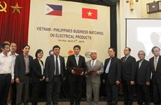 Doanh nghiệp Philippines nhắm đến lĩnh vực thiết bị điện Việt Nam