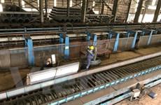 Hơn 4,7 triệu tấn thép các loại nhập về Việt Nam trong 4 tháng