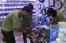 Thu giữ gần 1.300 đồng hồ đeo tay giả mạo các thương hiệu nổi tiếng