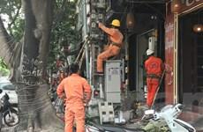 Tiêu thụ điện tại Hà Nội lên cao nhất từ đầu năm do nắng nóng