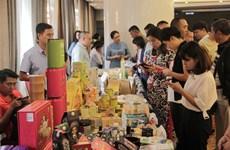 Hàng trăm lượt giao dịch tại hội nghị thương mại Việt-Trung