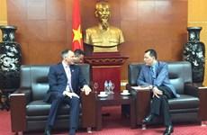 Tăng cường hợp tác kỹ thuật về năng lượng giữa Việt Nam và Hoa Kỳ