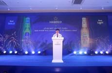 Bia Hà Nội ra mắt cặp đôi sản phẩm dành cho giới trẻ