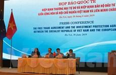 'Sẽ có thay đổi lớn về dòng vốn của các nhà đầu tư EU vào Việt Nam'