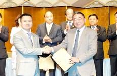 Petrolimex ký hợp tác với Tập đoàn JXTG và JCCP của Nhật Bản