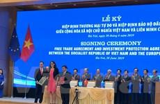 EVFTA: 'Chìa khóa' để doanh nghiệp Việt tham gia chuỗi giá trị